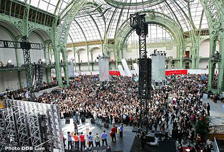 Team Buiding Beatswork Eagle's Flight - Grand Palais